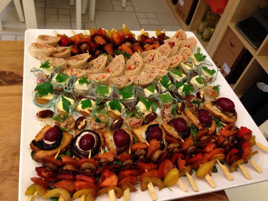 Catering Platte 100% Koscher