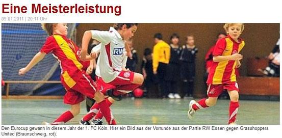 """Januar 2011 im """"Der Westen"""""""