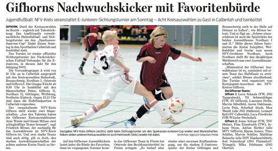 """Dezember 2012 in der """"Braunschweiger Zeitung"""""""