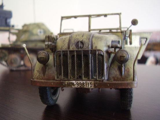 Steyer Mannschaftswagen