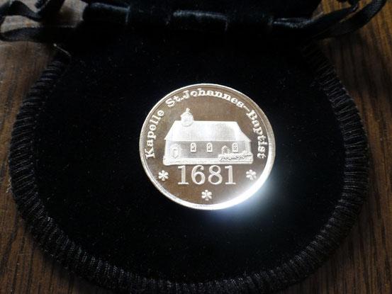 "Medaille ""900 Jahre Nehden"" avers"