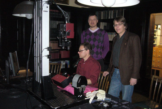 3D-Scannen im Münzkabinett