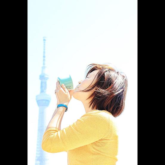 SKYTREE&とZEROJAPANカフェマグ/photo @ooomidooo