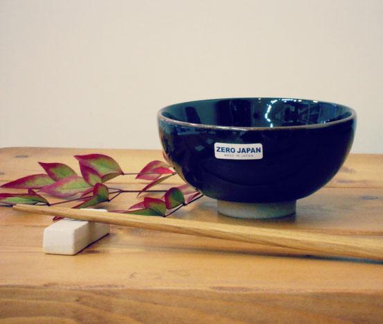 ZERPJAPANお茶碗とひなもり銘木お箸
