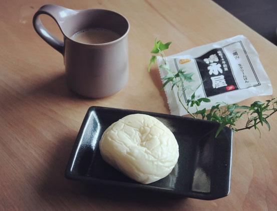 ZEROJAPANカフェマグと清水屋生クリームパン