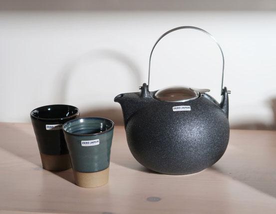 ZEROJAPANジャンボ土瓶&フリーカップ