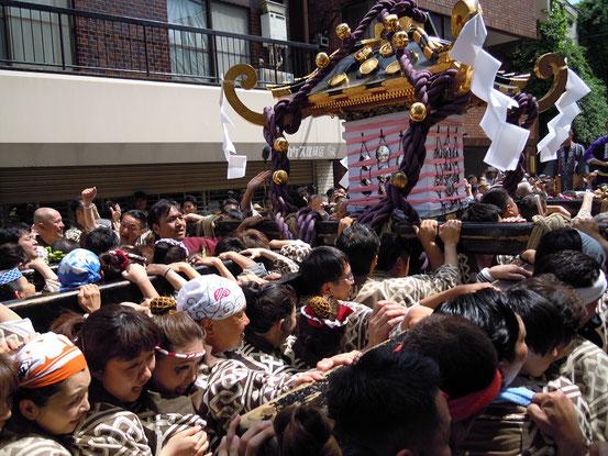 2015年5月15日 三社祭