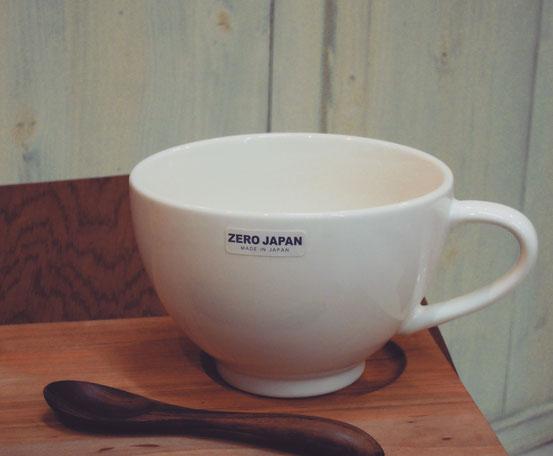 ZEROJAPANカフェオレマグ