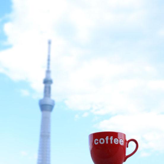SKYTREE&ZEROJAPAN mug/photo @ooomidooo