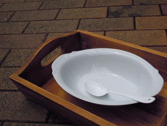 美濃焼カレー皿