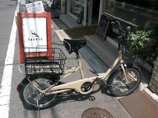 カケス自転車