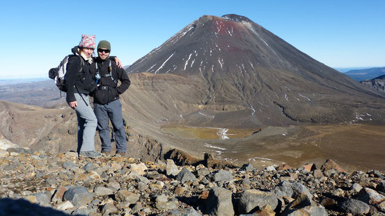 Mount Ngauhuroe