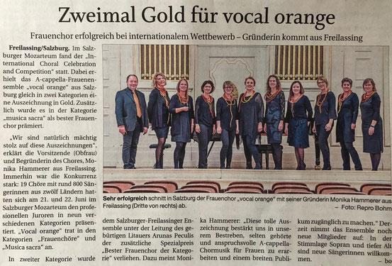 Freilassinger Anzeiger, 1.7.2019