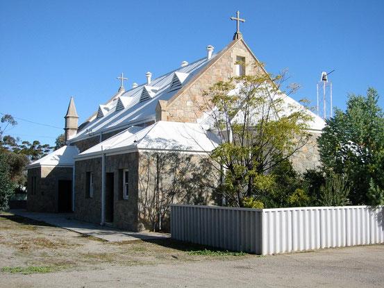 St Joseph's, Kellerberrin; Conservation works