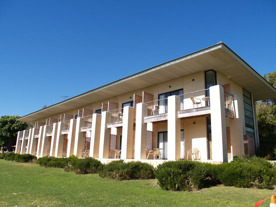 Yanchep Inn; new Hotel (with CGA)