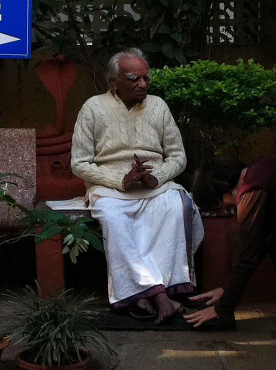 Respect au guru