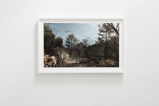 """Grunder Hill Road, archival pigment print, 24x38"""", edition of 5 with 1 AP"""