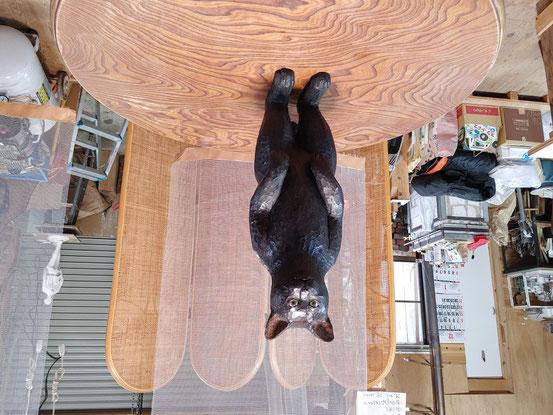 以前制作した「何が見えるの?」を黒猫にリメイクしました。