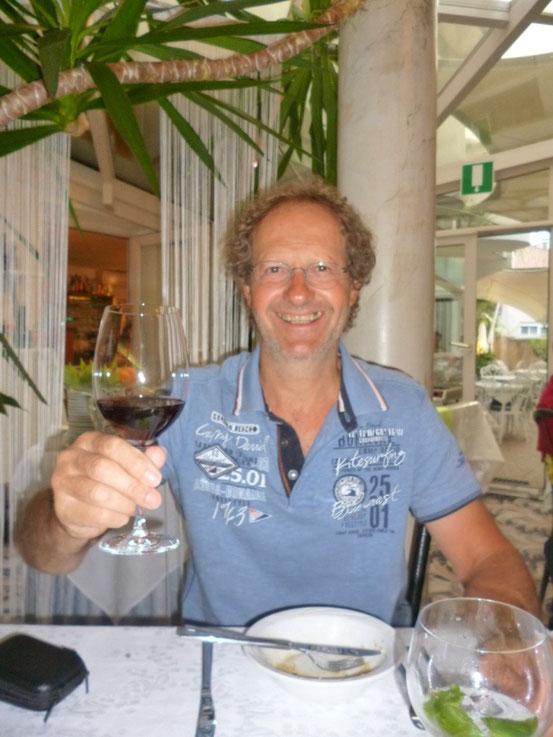 Abendessen in der Villa Groff - ein Erlebnis