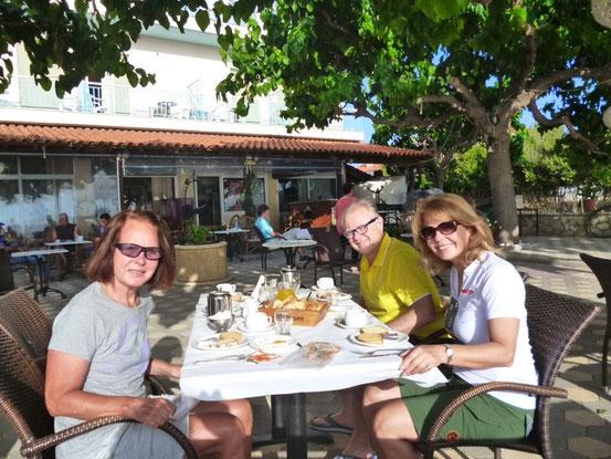 Frühstück im Panorama