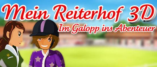 Header Mein Reiterhof 3D – Im Galopp ins Abenteuer