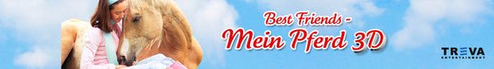 Header Best Friends - Mein Pferd 3D