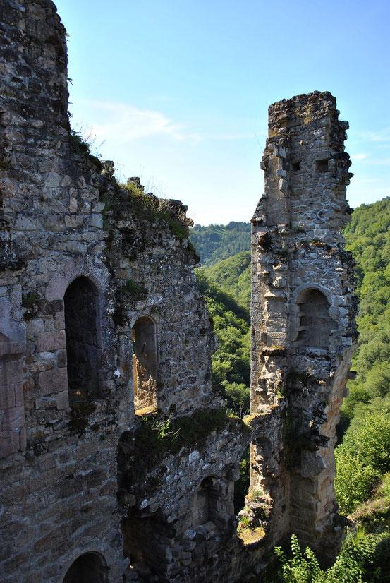 ancienne demeure seigneuriale en Corrèze