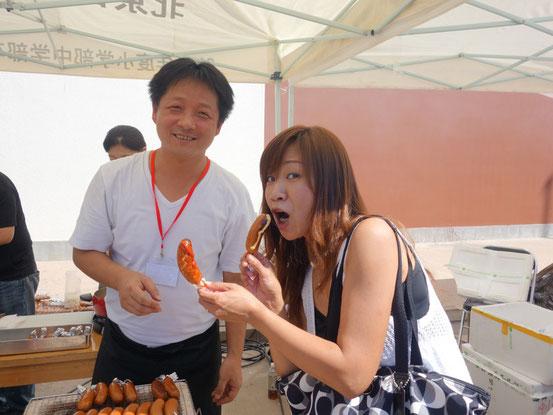 久々に会った黄さんは今「石川」って言う日本料理のお店をやってるそうです。