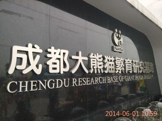 希少動物であるパンダを科学的に研究し、保護と繁栄に役立てるために作られた施設で、中にはパンダ病院などもあります。