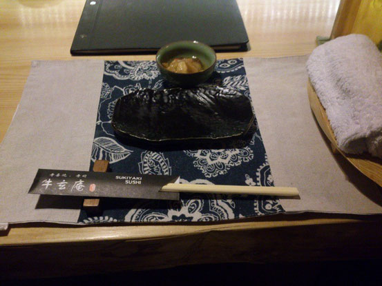寿司奉行のQTさんと寿司屋へ行くと必ずカウンターへ。カウンターに座ると寿司屋のレベルが非常にわかりやすいですね。