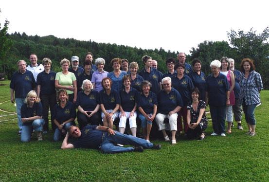 2011- Chorlager Brotterode- wir hatten viel Spaß ! / Quelle: H.u.L.Harms