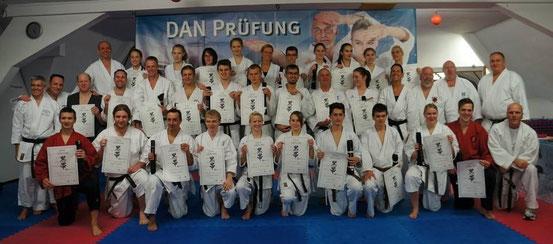 Danprüfung Friedrichshafen 2013