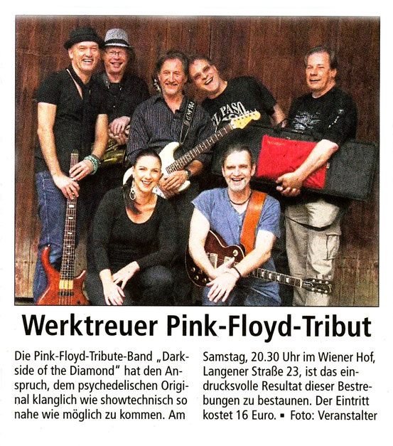 Offenbach Post, 18. Mai 2018