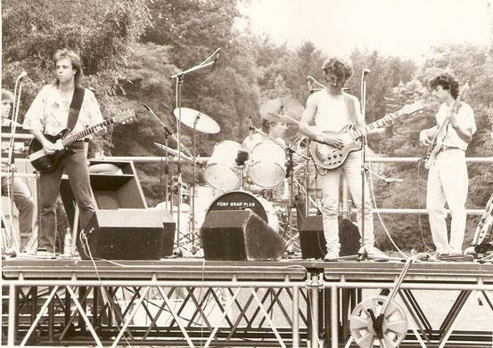 27. Juli 1986, Leonard Eißnert Park