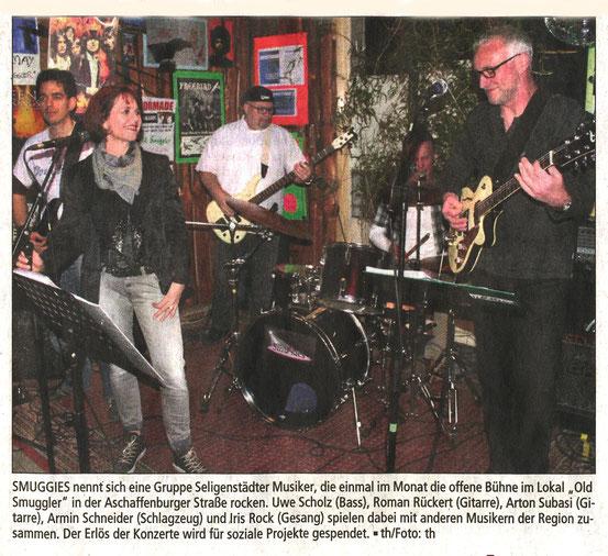 Offenbach Post, 19. März 2014