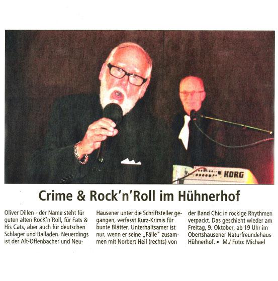 Offenbach Post, 28. September 2015