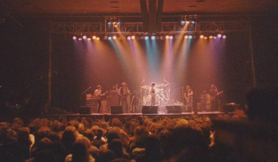 Legendäres Lou-Reed-Konzert 1979 in der Offenbacher Stadthalle © p