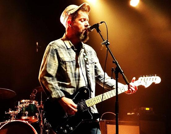 Marco Pleil freut sich auf die Möglichkeit, seine Songs wieder live zu spielen. © P
