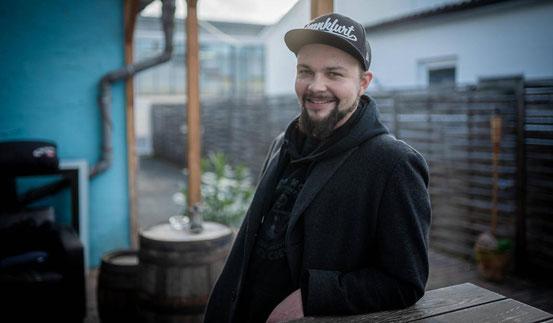 Headliner aus Berlin: die Punkband ZSK Foto: Chris Schwarz
