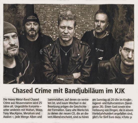 Offenbach Post, 21. März 2014