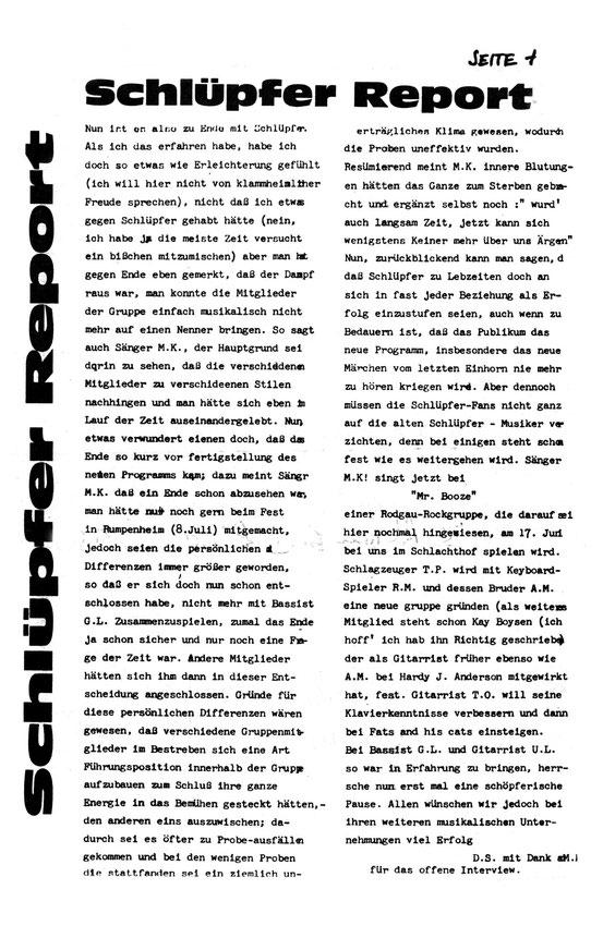 Quelle: Brodel (Zeitschrift des Musikclub Schlachthof), Ausgabe 2, 1978