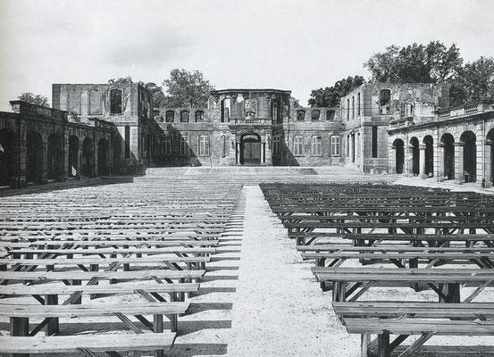 Das Büsing Palais ca. 1950