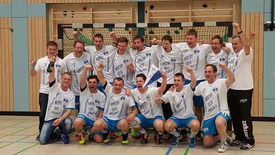 Meister 2015 - Kreisliga A