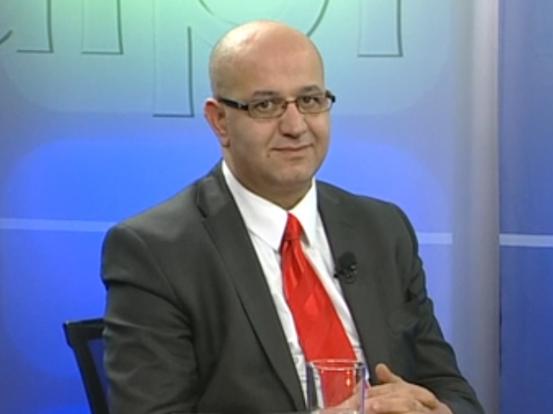 Dr. Abdel-Hakim Ourghi, Professor für Islamische Theologie und Religionspädagogik an der Pädagogischen Hochschule Freiburg