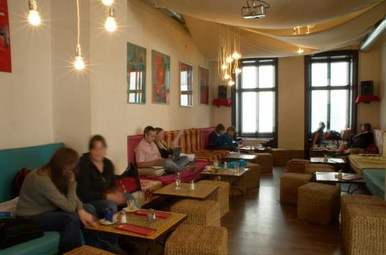 Weltcafé, 1090 Wien, Schwarzspanierstrasse 15