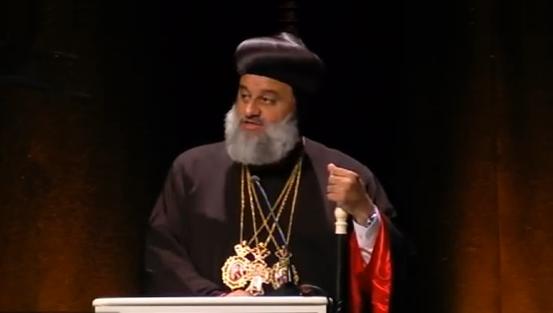 Moran Mor Ignatius Ephräm II. Karim (* 3. Mai 1965 in Kamichlié, Syrien) ist seit dem 31.03.2014 der 123. 'Patriarch von Antiochien und dem ganzen Orient' der Syrisch-Orthodoxen Kirche (Wikipedia)