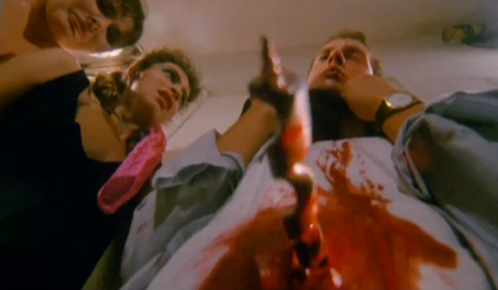 Bloody Bird de Michele Soavi - 1987