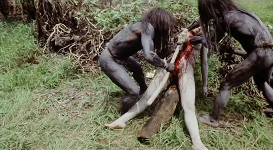 Cannibal Holocaust de Ruggero Deodato - 1980