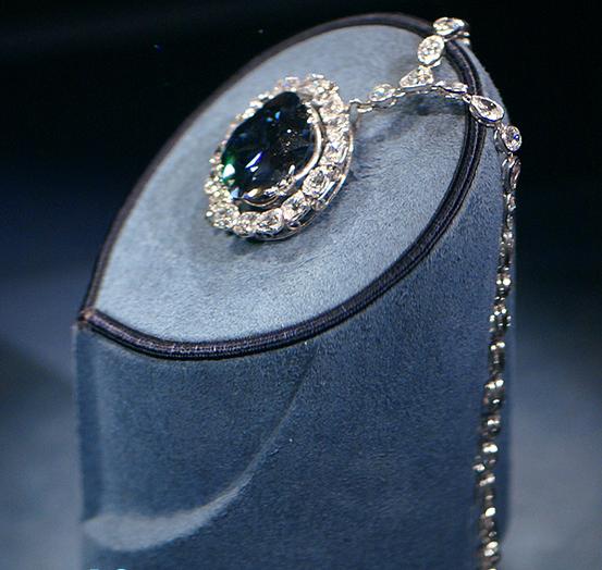 La Malédiction du Diamant de l'Espoir - Mythes & Légendes Urbaines