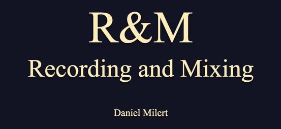 Recording - Mixing - Produktion